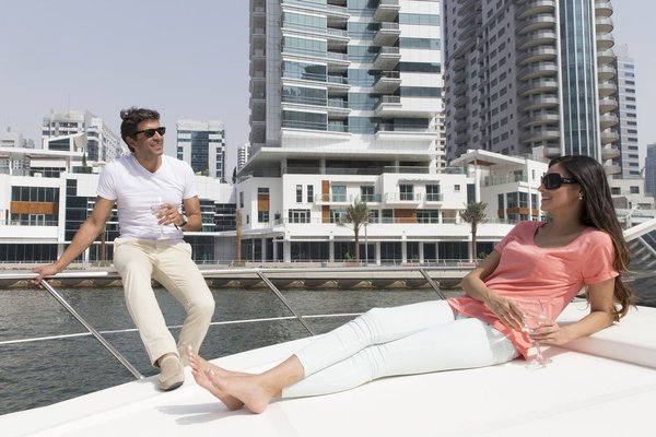 La Verda Suites and Villas Dubai Marina - фото 50