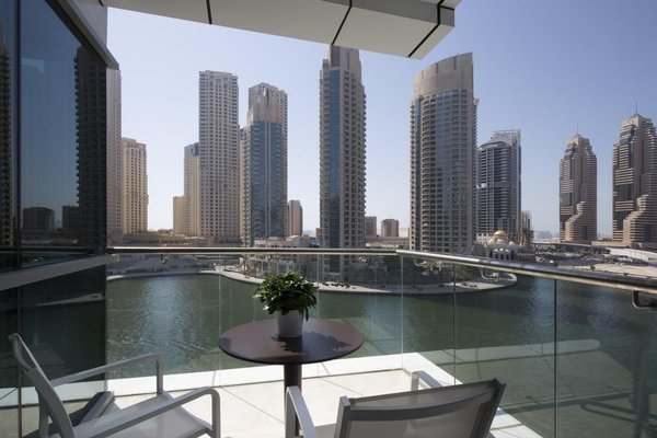 La Verda Suites and Villas Dubai Marina - фото 22