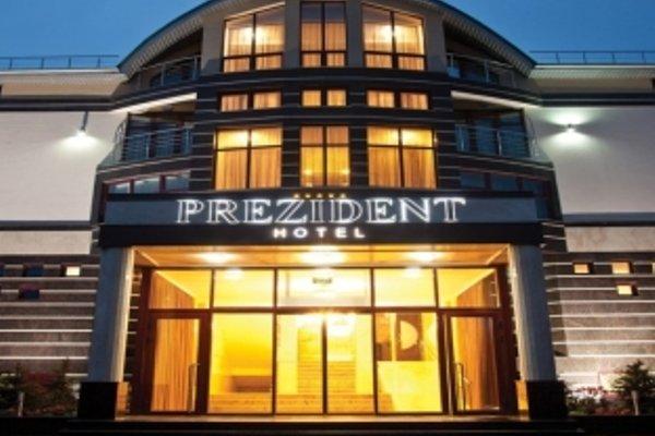 Отель Президент - фото 23