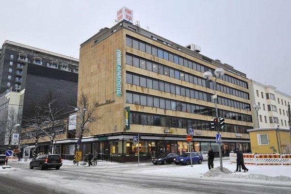Forenom Aparthotel Oulu Uusikatu - 23
