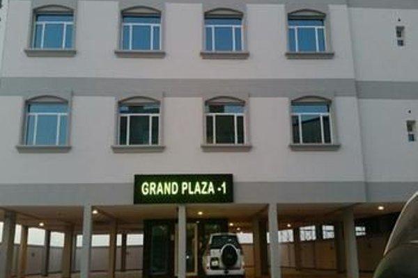 Grand Plaza Apartments 1 - фото 33
