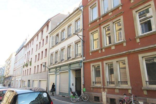 Charmant Appartement au Quartier Gare - фото 11