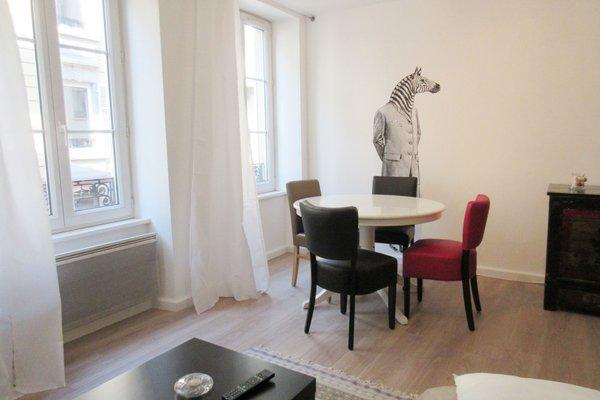 Charmant Appartement au Quartier Gare - фото 12