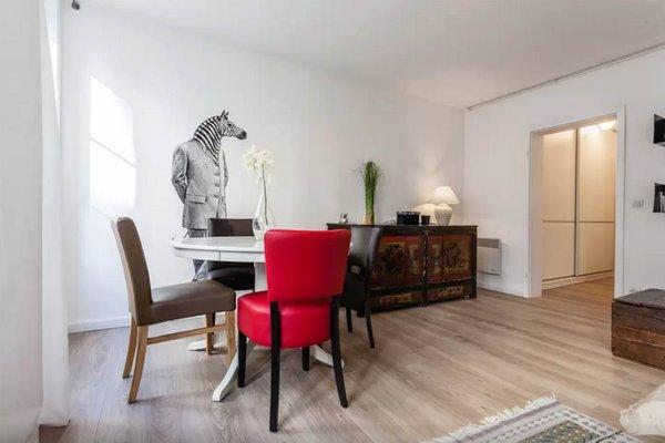 Charmant Appartement au Quartier Gare - фото 22