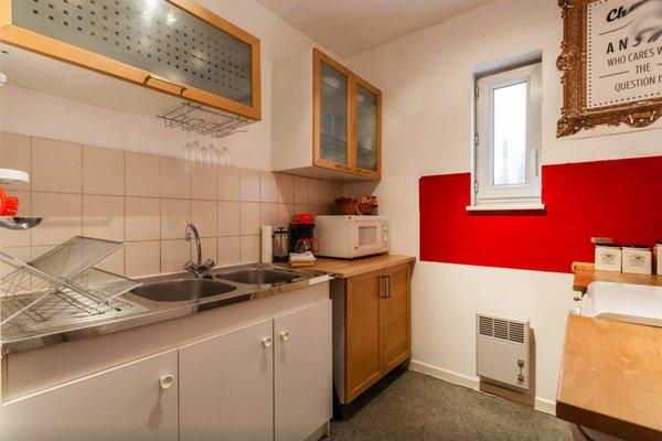Charmant Appartement au Quartier Gare - фото 23