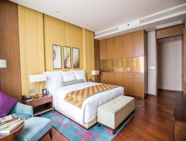 Апартаменты Marriott Executive Apartment Tianjin Lakeview