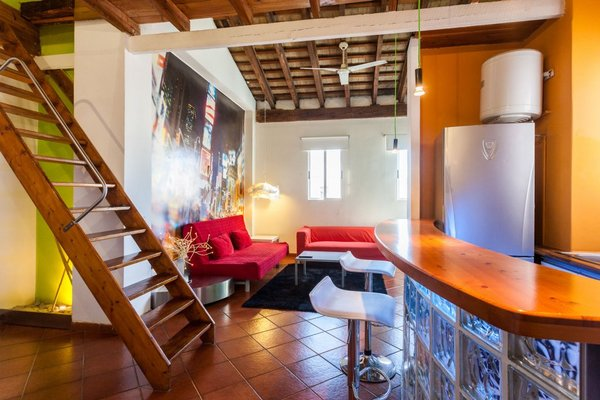 SHF Sevilla Loft - фото 7