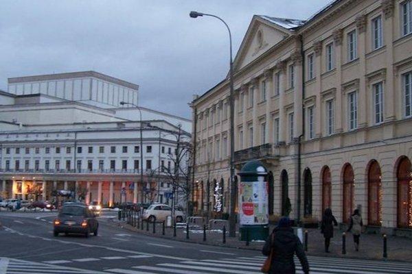 bed4city Theatre Square - фото 19