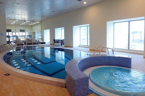 Vacation Bay-Stunning Sea View in Dubai Marina - фото 56