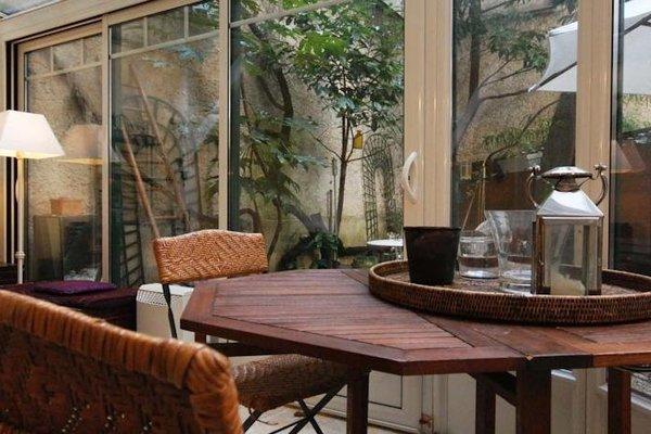 Studios Paris Appartement - Living Garden - 3