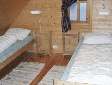 Гестхаус Holiday home Dirdal Frafjord II