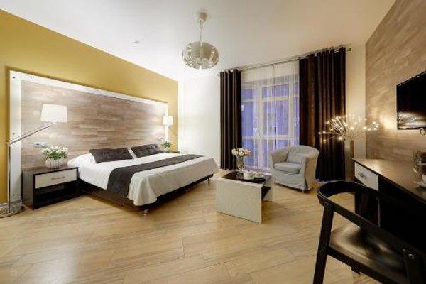 Гостиница Мегаполис - фото 50