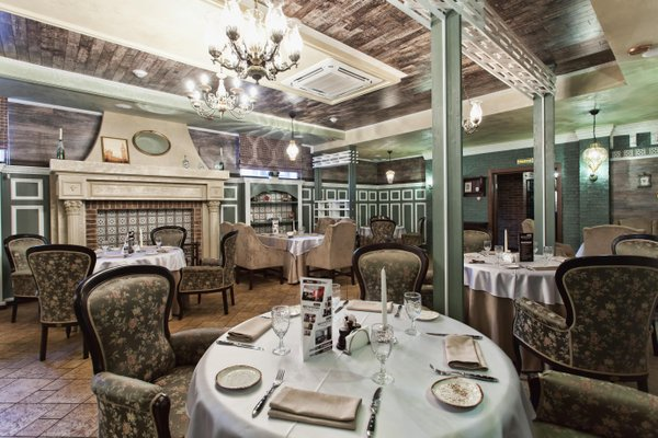 Гостиница Мегаполис - фото 18