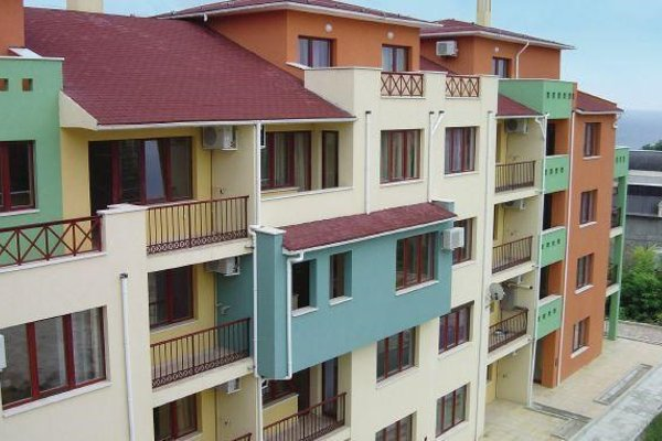 Apartment Varna Meeresgarten II - фото 12