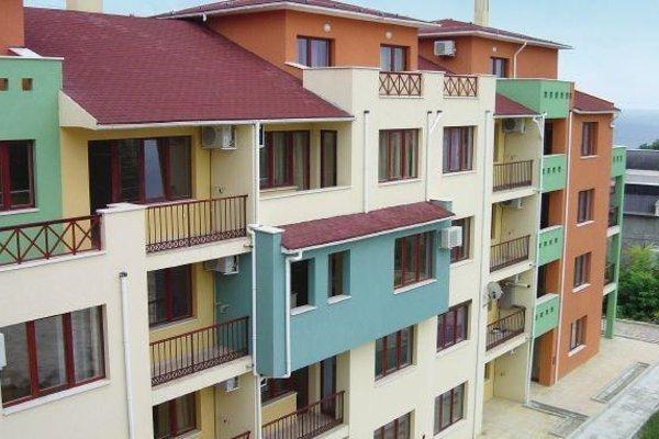 Apartment Varna Meeresgarten IV - фото 10