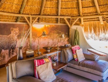 Гестхаус Okonjima Luxury Bush Camp