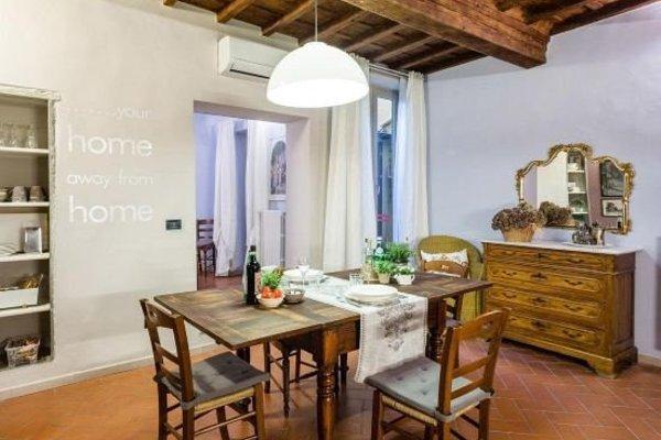 Torrigiani Apartment - фото 13