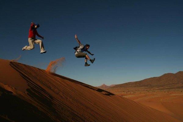 Bivouac Sahara Relax - 15