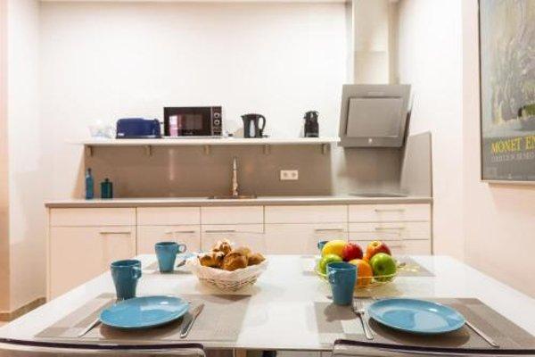 Green-Apartments Alto de Santa Cruz - фото 50