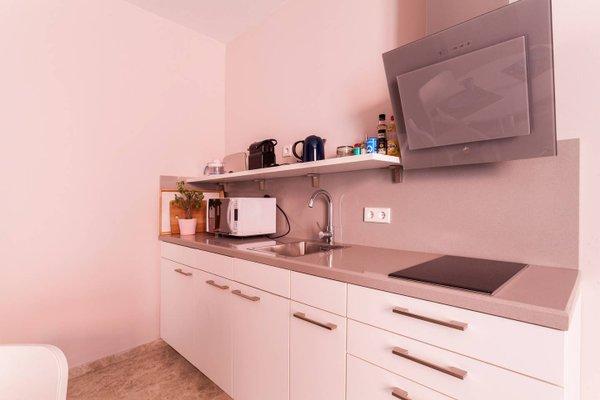 Green-Apartments Alto de Santa Cruz - фото 21