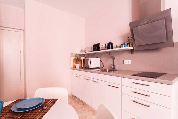 Green-Apartments Alto de Santa Cruz - фото 22