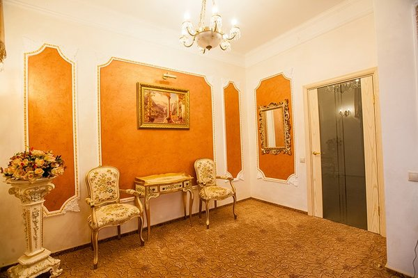 Отель Домбай Пэлас - 15