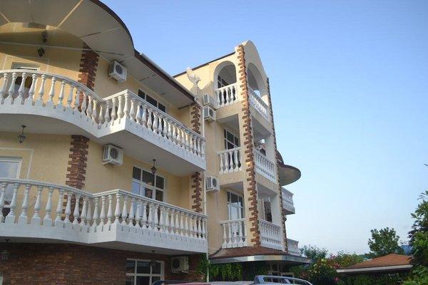 Отель Гестия - фото 22
