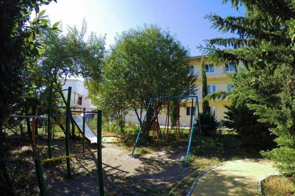 Отель Изумруд - фото 19