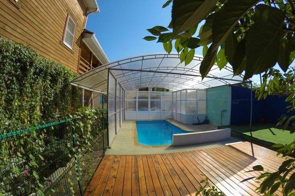 Отель Изумруд - фото 22