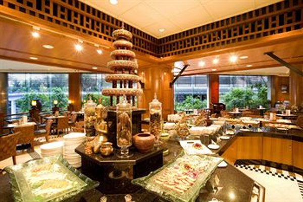 Seaview Gleetour Hotel Shenzhen (Former Seaview OCity Hotel Shenzhen) - фото 10