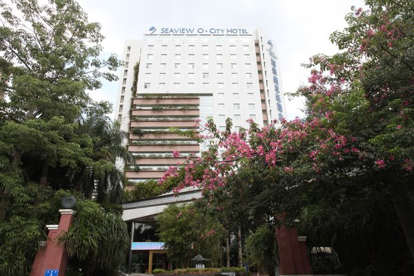 Seaview Gleetour Hotel Shenzhen (Former Seaview OCity Hotel Shenzhen) - фото 23