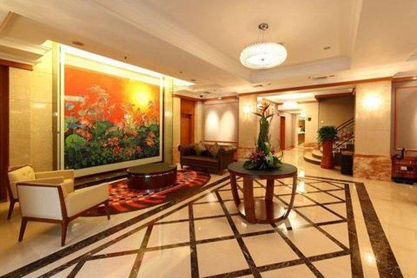 Shenzhen Shekou Honlux Apartment (Sea World) - фото 13