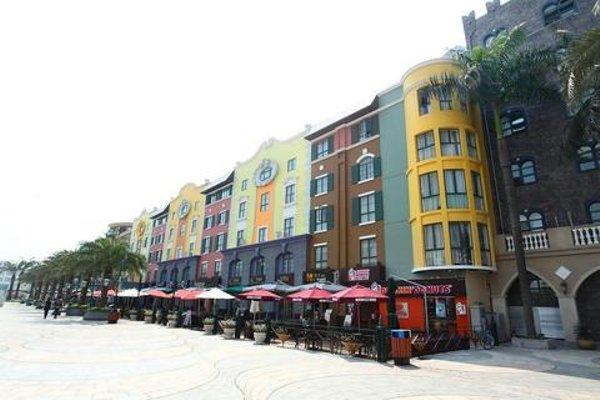 Shenzhen Shekou Honlux Apartment (Sea World) - фото 22