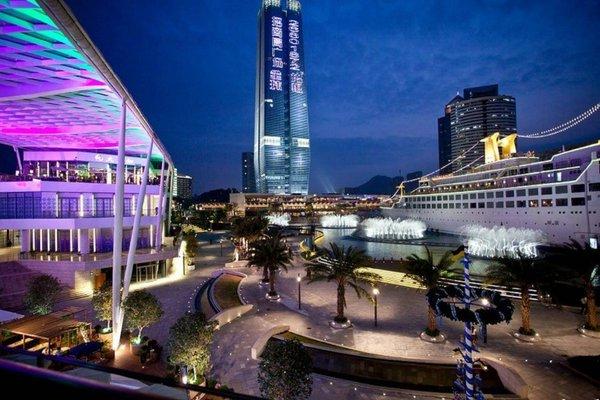 Shenzhen Shekou Honlux Apartment (Sea World) - фото 23