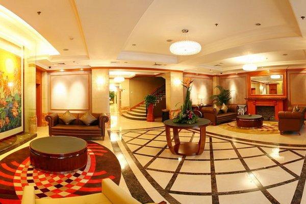 Shenzhen Shekou Honlux Apartment (Sea World) - фото 6