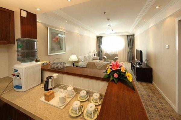 Shenzhen Shekou Honlux Apartment (Sea World) - фото 9