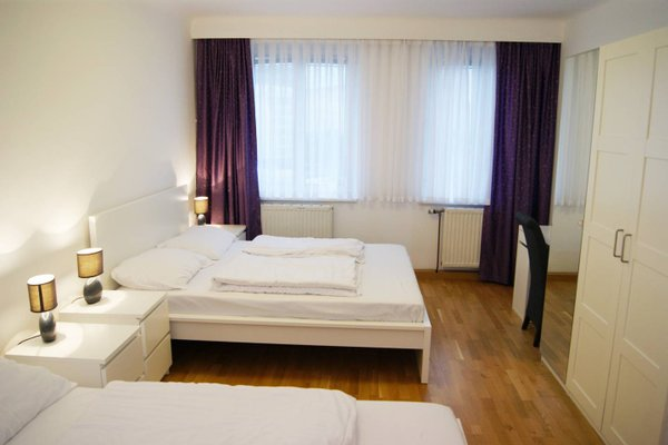 Amici Apartments Urania - фото 9