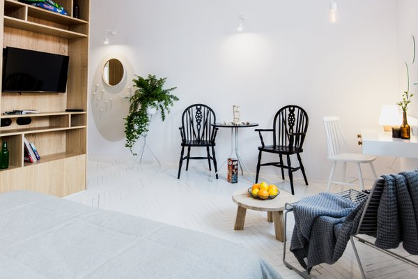Apartamenty Browar Perla - Perla Brewery Apartments - фото 11