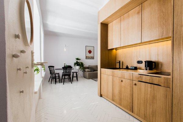Apartamenty Browar Perla - Perla Brewery Apartments - фото 12