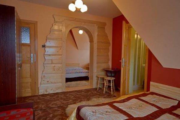 Pokoje Goscinne Madzia - фото 22