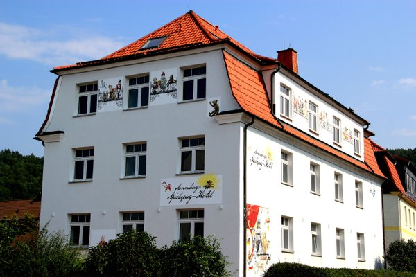 Spielzeughotel Sonneberg - фото 15