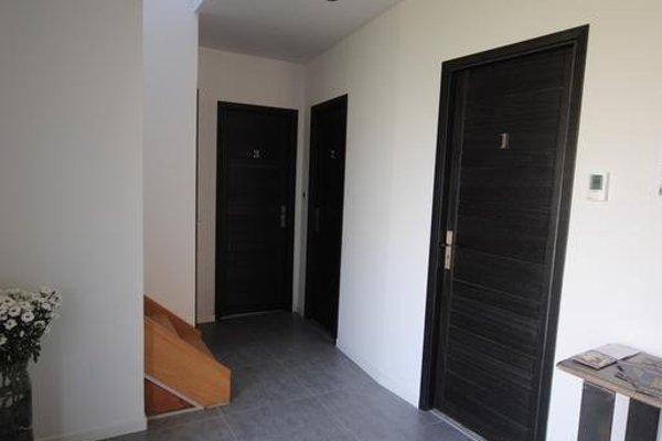 Chambres d'hotes Les Ecuries de La Source - фото 20