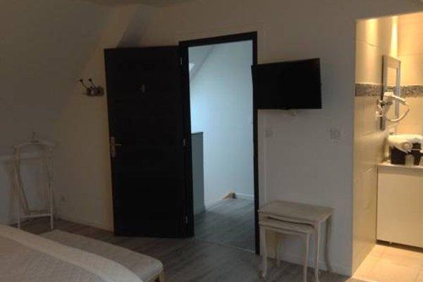 Chambres d'hotes Les Ecuries de La Source - фото 21