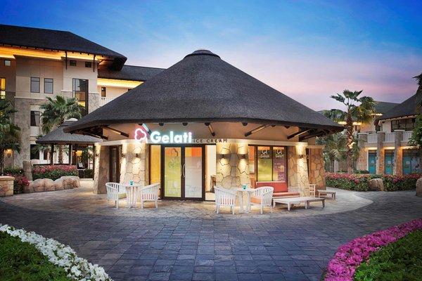 Sofitel The Palm, Дубай, Курорт и Спа - фото 26