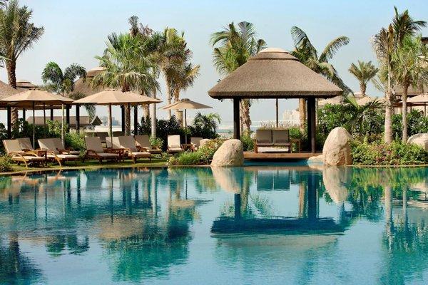 Sofitel The Palm, Дубай, Курорт и Спа - фото 22