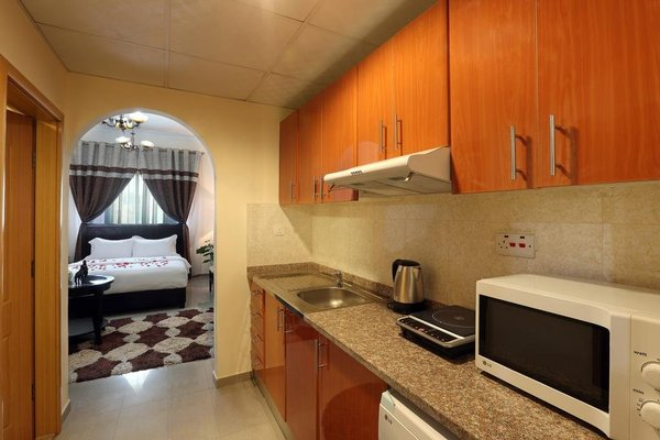 Al Smou Hotel Apartments - фото 17