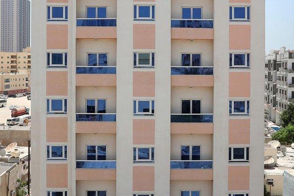 Al Smou Hotel Apartments - фото 22