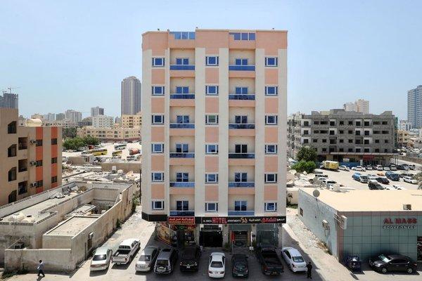 Al Smou Hotel Apartments - фото 23