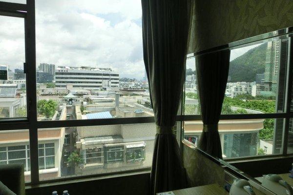 GreenTree Alliance Shenzhen Shekou Sea World Hotel - фото 22