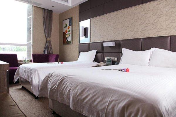 GreenTree Alliance Shenzhen Shekou Sea World Hotel - фото 3